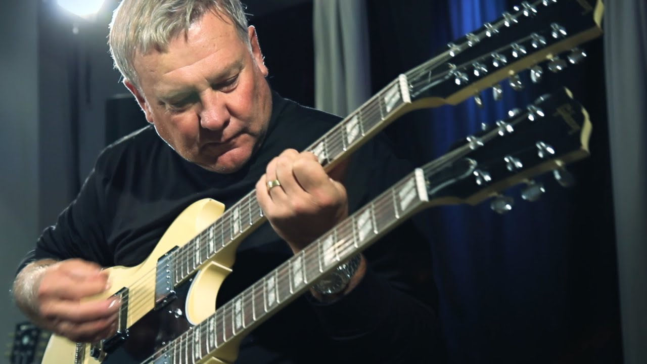 hight resolution of alex lifeson double neck eds 1275