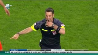 Medipol Başakşehir 1-4 Atiker Konyaspor | ZTK FİNAL | Maç Özeti HD | 1 Haziran 2017 | A Spor
