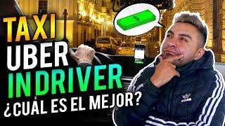 #TAXI #UBER #INDRIVER  🚖 CUAL ESTAFA?💲 CUANTO GANAN?💲  lo que nadie te cuenta😡