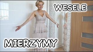 MIERZYMY - sukienki na wesele - MAMA