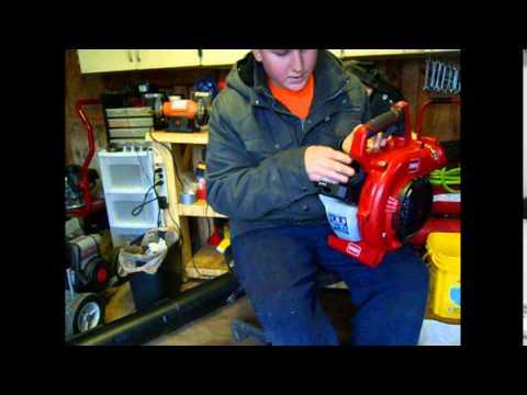 Gas Toro Blower Vac Vs Juniper Doovi