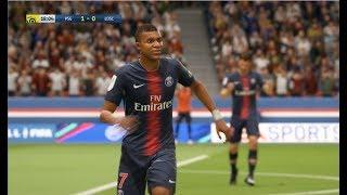 [HD] Paris Saint-Germain - Lille OSC // Ligue 1 Conforama 02/11/2018 [FIFA19]