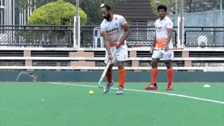 Sardar Singh Poetry In Motion