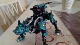 Zoids Vector Wolf (Konig Wolf Custom) - Weapons And Equipment