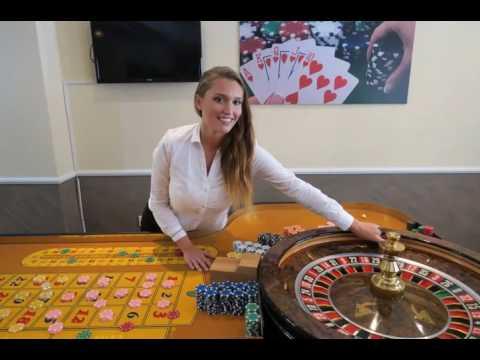 Croupier/Dealer Casino and Studio Level Award Graduates