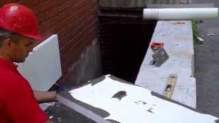 Утепление стен. Часть 8. Утепление фасада. Утепление. Фасадные работы. Фасад.(Готовы выехать на работу по всему СНГ. Опыт с 2000 года. Подпишитесь на канал, постараюсь выставить как можно..., 2014-05-14T14:06:55.000Z)