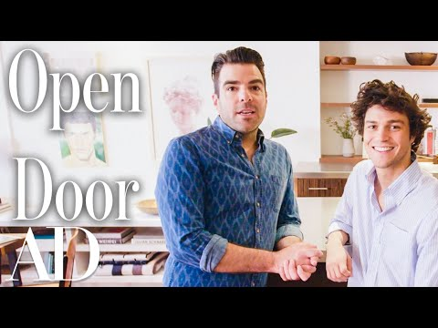 Inside Zachary Quinto's $3.2 Million NYC Loft  Open Door  Architectural Digest
