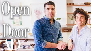 Download Inside Zachary Quinto's $3.2 Million NYC Loft | Open Door | Architectural Digest Mp3 and Videos