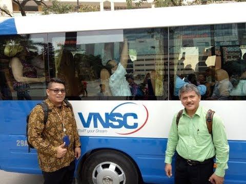 kegiatan dalam GLOBE Meeting, Ha Noi Vietnam