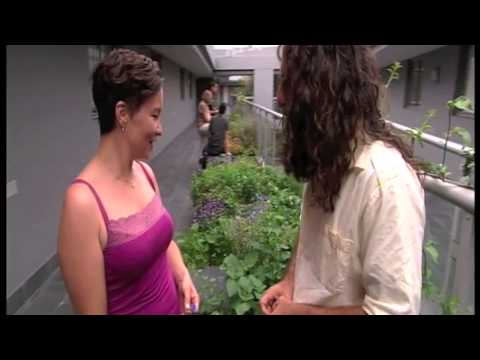 Gardening Australia Costa Talk Rooftop Gardens Youtube