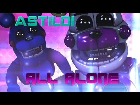 SFM| Secrets Behind the Underground | Astildi - All Alone
