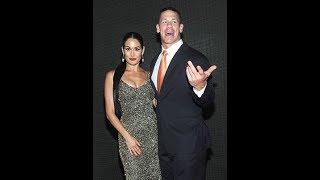 John Cena & Nikki Bella Reunite In Australia More Than 2 Mos. After Latest Split