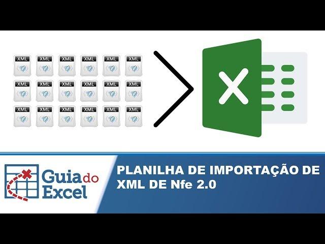 [Excel] Planilha de importação de NFe 2.0