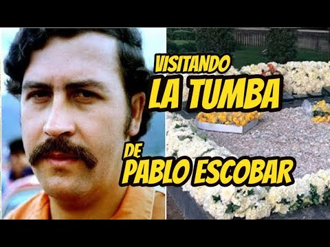 Tumba de Pablo Escobar Gaviria