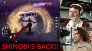 Shinobi's BACK!! Shinobi (PS2) livestream