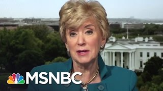 SBA Chief Linda McMahon On Celebrating National Small Business Week | MSNBC