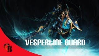 Dota 2: Store - Abaddon - Vespertine Guard
