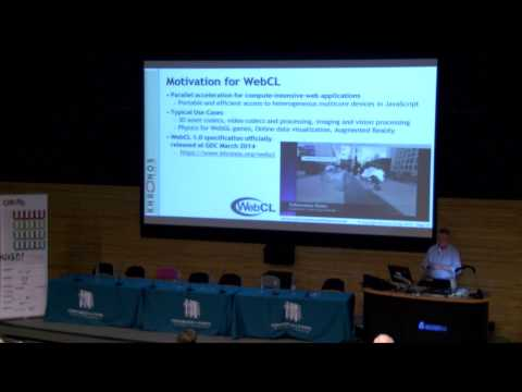 GPU Acceleration for the Web – State of the Union with Neil Trevett