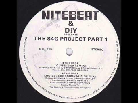 Simon DK & Damian Stanley - Louise (8:00 Original Sine Mix) - Nitebeat - NB-015