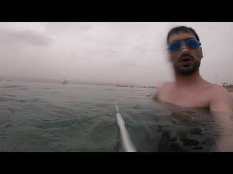 aqaba 2018 dream flat 15 with Ali free diving
