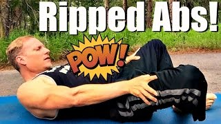 7 Minute Ripped Abs Workout (Six Pack Abs Exercises)