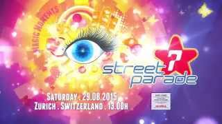 Street Parade Zuerich - Official Trailer 2015