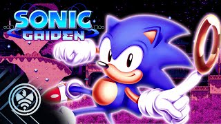 A look at Sonic Mania's Largest Mod - Sonic Gaiden | Full Playthrough