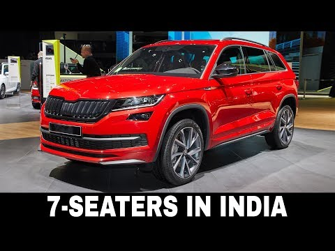8 Best 7-Seater SUVs and Cars to Buy in India (Interior and Exterior)