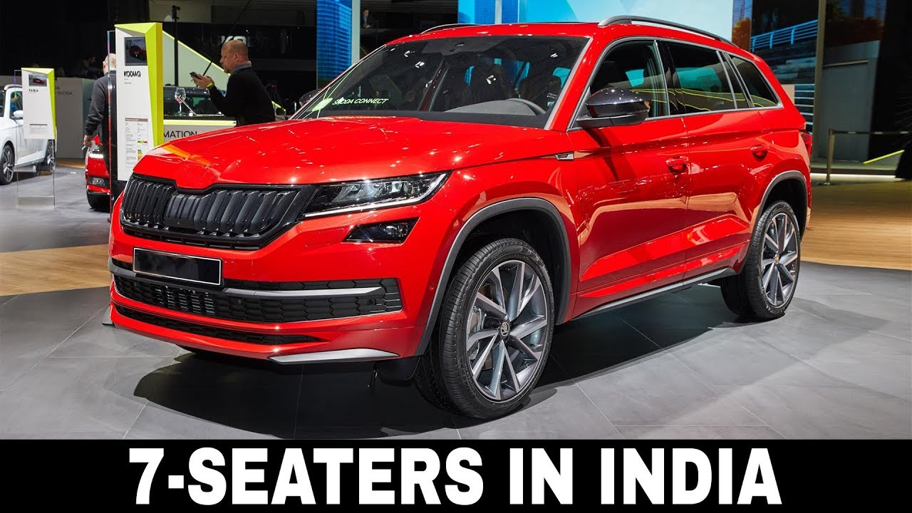8 Best 7 Seater Suvs And Cars To Buy In India Interior And Exterior