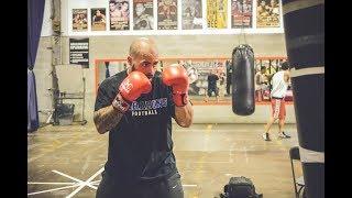 Byron Archambault, premier combat de Boxe - Promo