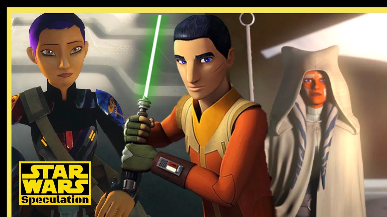 The Search For Ezra Bridger - The Chiss Theory - Star Wars Rebels ...