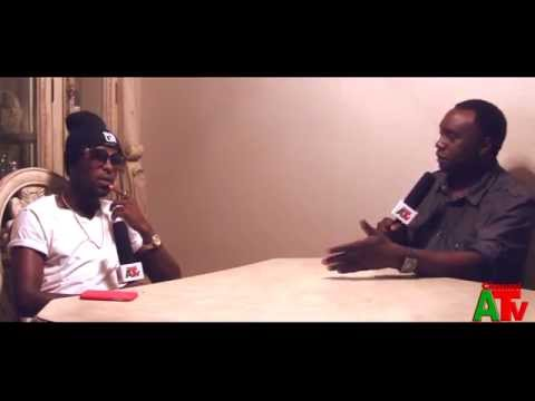 Eddy Kenzo - Channel A TV Exclusive Interview with Davies Chirwa