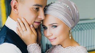 Мусульманская свадьба | Никах клип | Слад-шоу в мечети Ярдэм