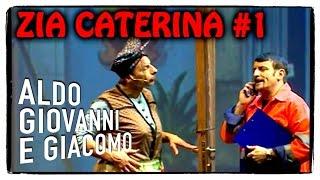 Anplagghed - Zia Caterina (1 di 3) | Aldo Giovanni e Giacomo