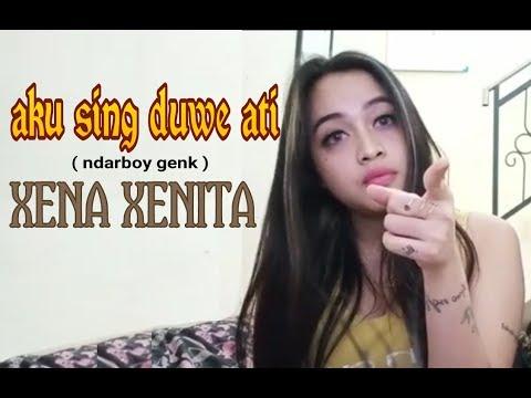 Aku Sing Duwe Ati ~ Cover By Xena Xenita ( Ndarboy Genk )