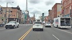 Driving Downtown - Nashville 4K - USA