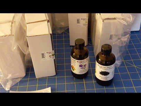 Essential Oils - Receiving Essential Depot