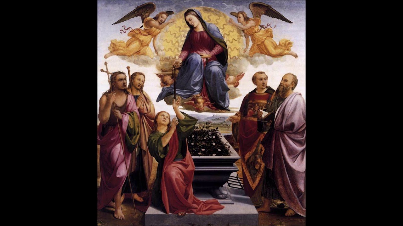 The Assumption of Mary & St Thomas the Apostle