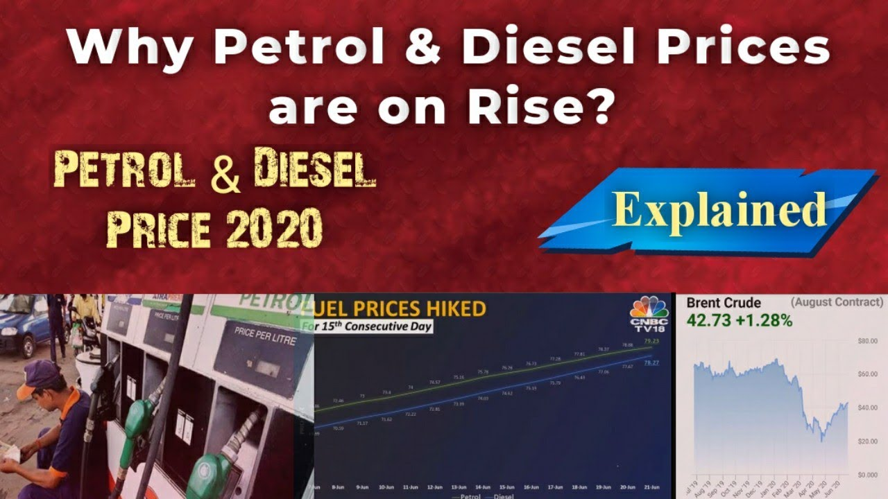 Hike In Oil Prices | Why Petrol & Diesel Prices are on Rise | Explained | All You Need To Know |