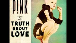 Pink New Album Just give me a reason feat FUN