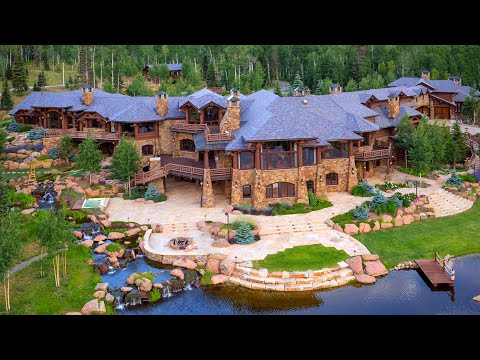 This $21,000,000 Luxury Colorado Ranch Offers the Very Finest in Natural Setting