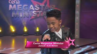 Download Video Ceria Megastar Ministar Minggu ke-2 | Johan, Nabil, Pak Nil, Mas Idayu MP3 3GP MP4