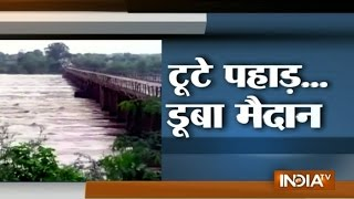 Heavy Rainfall Triggered Flood Situation in Rajasthan and MP - India TV