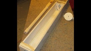 Router Jig For Octagonal Table Legs
