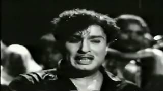 புத்தன் காந்தி இயேசு | Buddhan Yesu | T. M. Soundararajan | M.G.R | Tamil Video Song HD