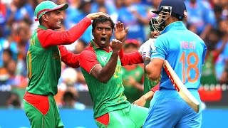 india vs bangladesh 2015 world cup india batting review quarter final