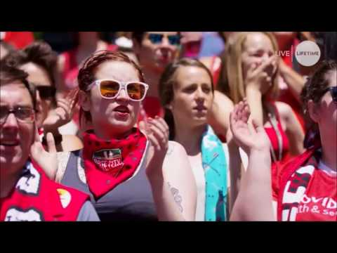 NWSL On LIFETIME: Portland Thorns Vs. Houston Dash