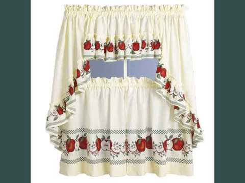 Kitchen Curtains : Curtains & Window Coverings