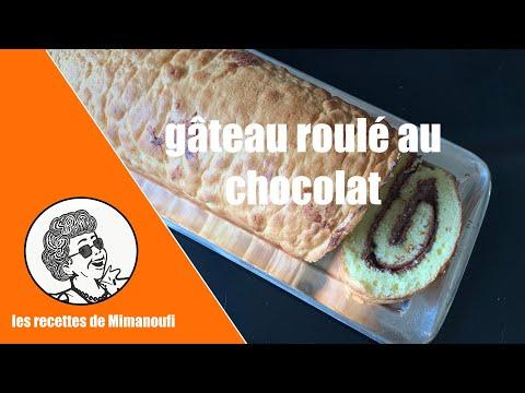 gateau-roulé-au-chocolat