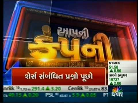 Sterlite Tech's CFO, Mr. Anupam Jindal interacts with CNBC Bajar